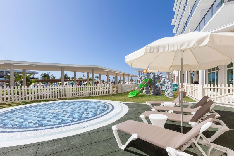 Melia Internacional Hotel Children's Club Paddling Pool