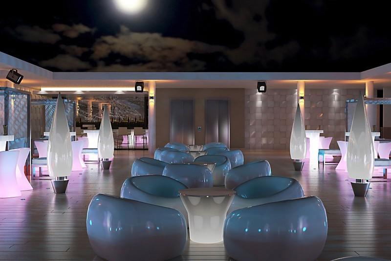 Melia Internacional Hotel Fun Pub Terrace