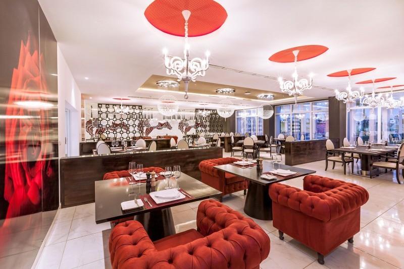 Melia Internacional Hotel Semsun Restaurant