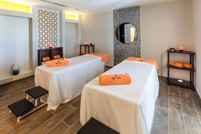 Melia Internacional Hotel Spa Massage