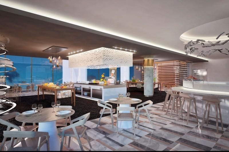 Paseo del Prado Buffet Restaurant Breakfast Bar