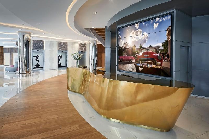 Paseo del Prado Hotel Lobby