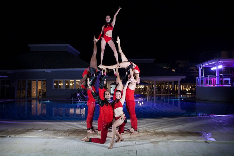 Sol Varadero Beach Entertainment