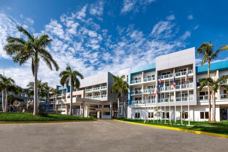 Sol Varadero Beach Hotel Entrance