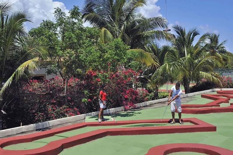 Sol Varadero Beach Mini Golf