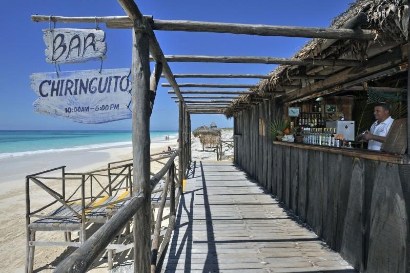 Sol Cayo Largo Beach Bar