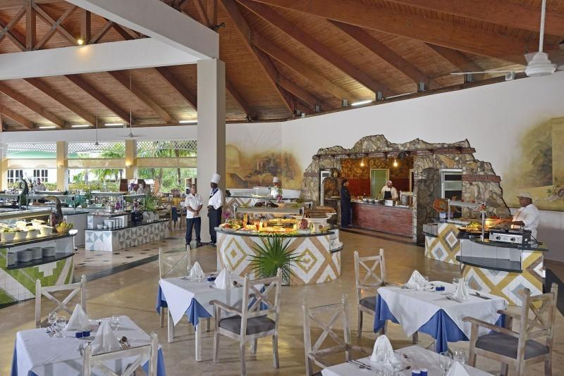 Sol Cayo Largo Buffet Restaurant