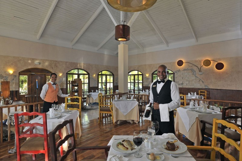 Sol Cayo Largo Gourmet Style Restaurant