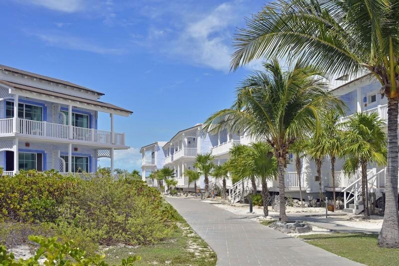 Sol Cayo Largo Hotel Grounds and Accommodation