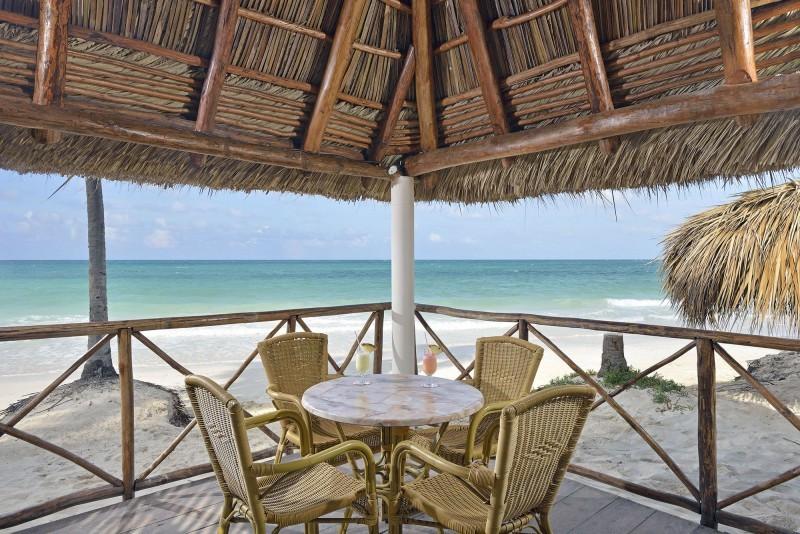 Sol Cayo Coco Hotel Beach Restaurant
