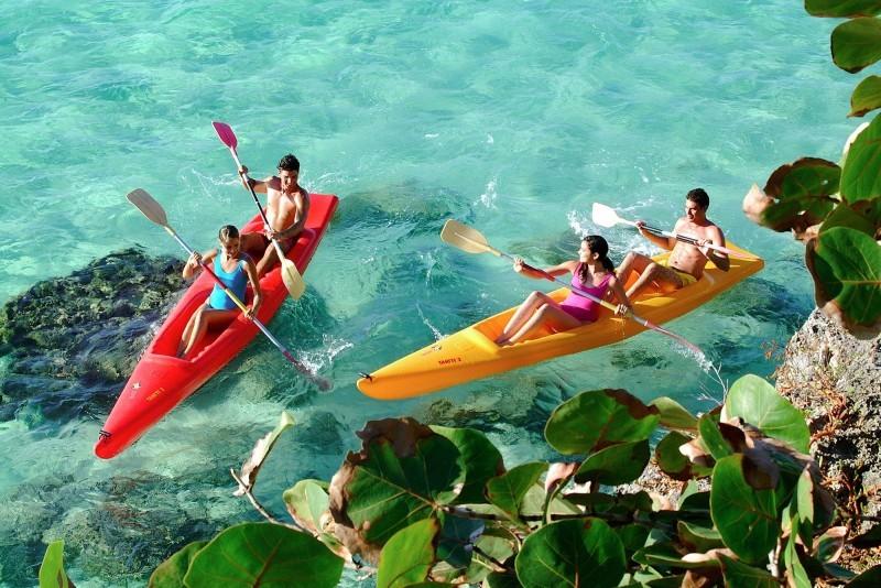 Sol Cayo Coco Hotel Canoeing