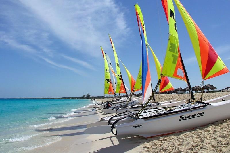 Sol Cayo Coco Hotel Catamarans