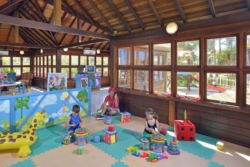 Sol Cayo Coco Hotel Children's Play Room