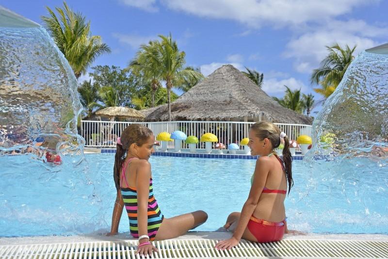 Sol Cayo Coco Hotel Children's Pool