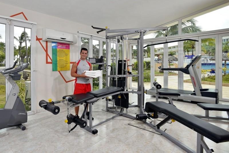 Sol Cayo Coco Hotel Gymnasium