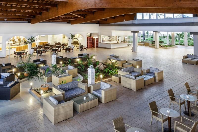 Sol Cayo Coco Hotel Lobby