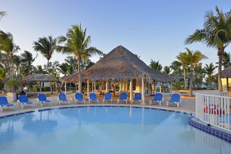 Sol Cayo Coco Hotel Pool