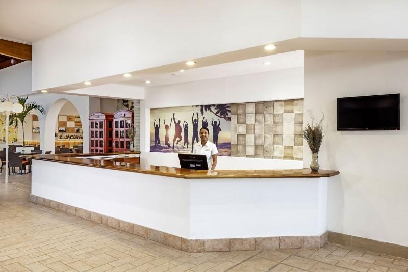 Sol Cayo Coco Hotel Reception