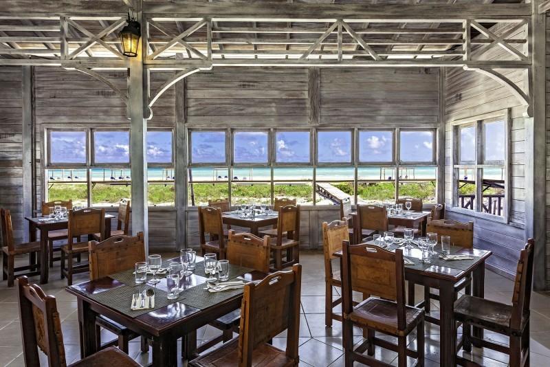 Sol Cayo Guillermo Hotel A la carte Restaurant