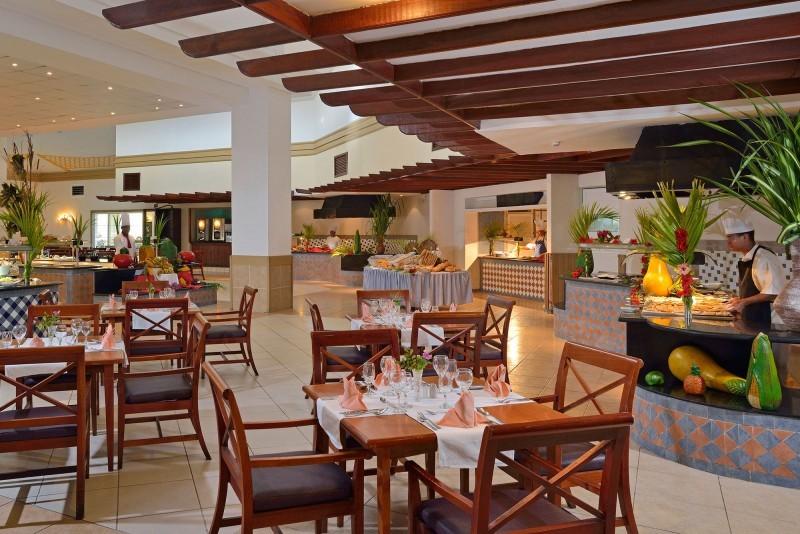 Sol Cayo Guillermo Hotel Buffet Restaurant
