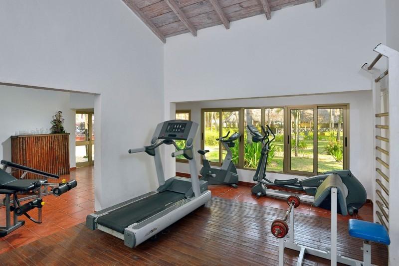 Sol Cayo Guillermo Hotel Gymnasium
