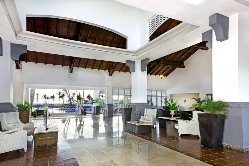 Sol Cayo Guillermo Hotel Lobby