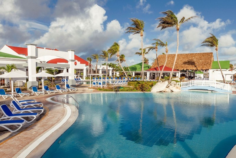 Sol Cayo Guillermo Hotel Pool