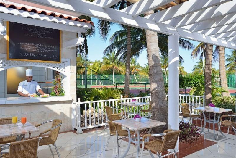 Sol Cayo Guillermo Hotel Snack Restaurant