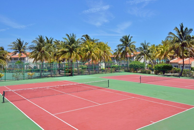 Sol Cayo Guillermo Hotel Tennis Courts