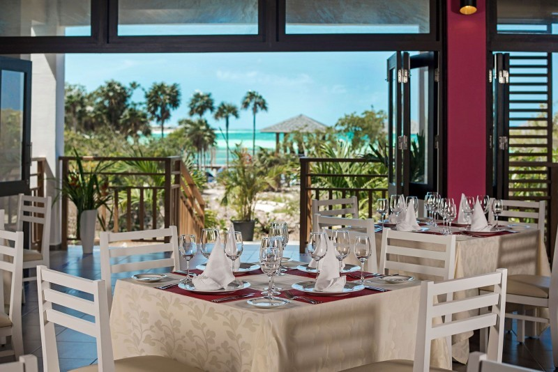 Iberostar Selection Playa Pilar Cuban Restaurant