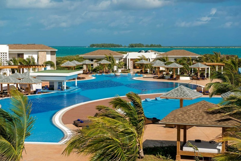Iberostar Selection Playa Pilar swimming pool