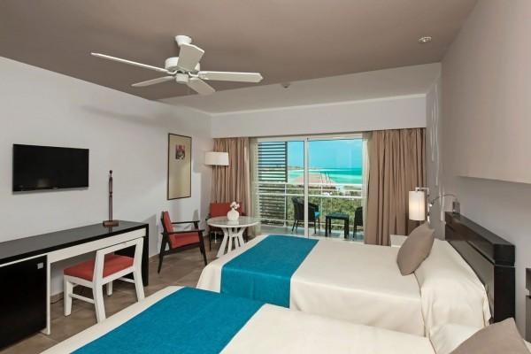 Iberostar Selection Playa Pilar Two Bedroom Family Room Ocean View