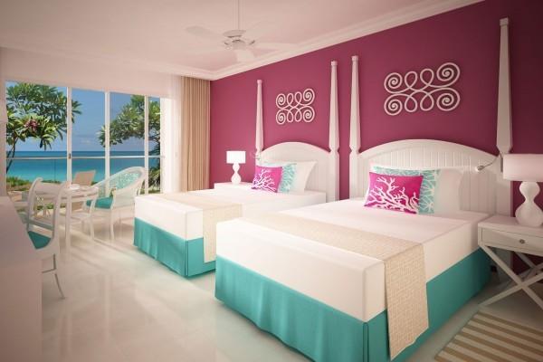Angsana Cabana Deluxe Ocean View Twin Bed