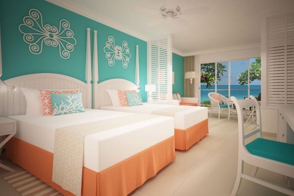 Angsana Cabana Junior Suite Ocean View Twin Bed