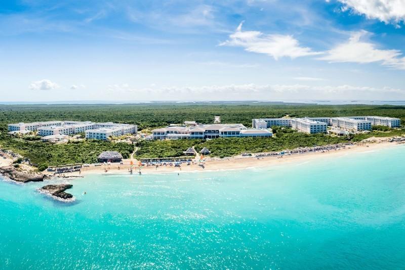 Paradisus Los Cayos Hotel Aerial View Of Resort