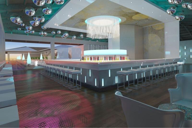 Paradisus Los Cayos Hotel Beach Bar