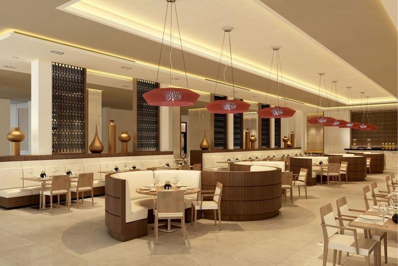 Paradisus Los Cayos Hotel Buffet Restaurant