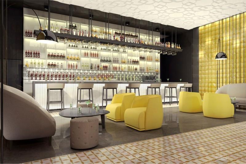 Paradisus Los Cayos Hotel Daiquiri Bar