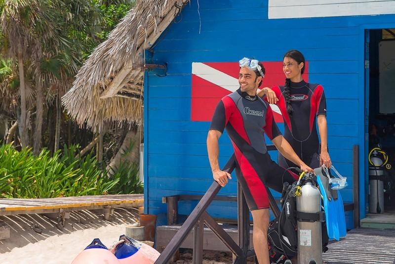 Paradisus Los Cayos Hotel Diving Center