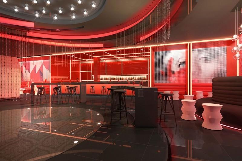 Paradisus Los Cayos Hotel Fun Pub