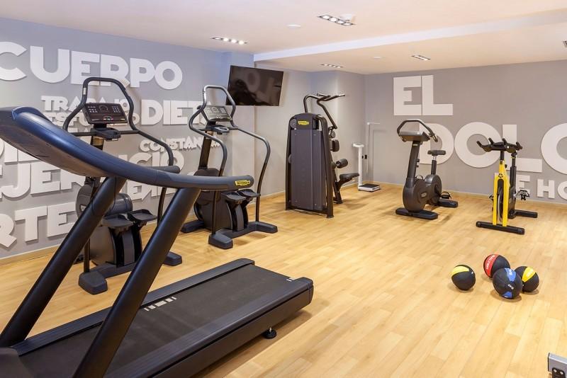 Paradisus Los Cayos Hotel Gymnasium