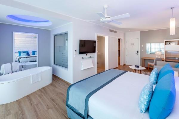 Paradisus Los Cayos Hotel Junior Suite Rooms