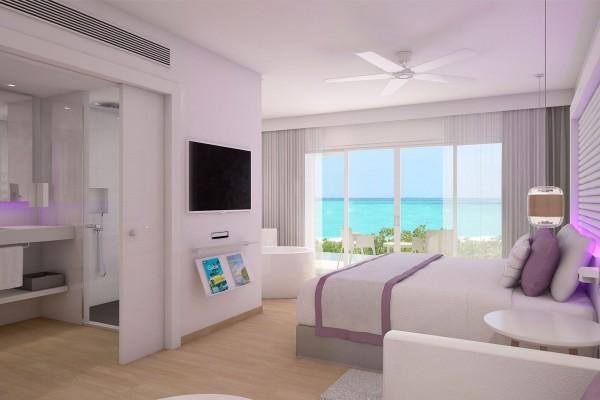 Paradisus Los Cayos Hotel Junior Suite Rooms Sea View