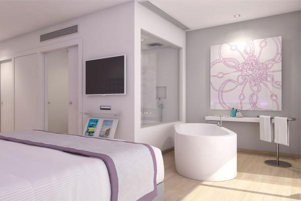 Paradisus Los Cayos Hotel Junior Suite Rooms Swim-Up Room