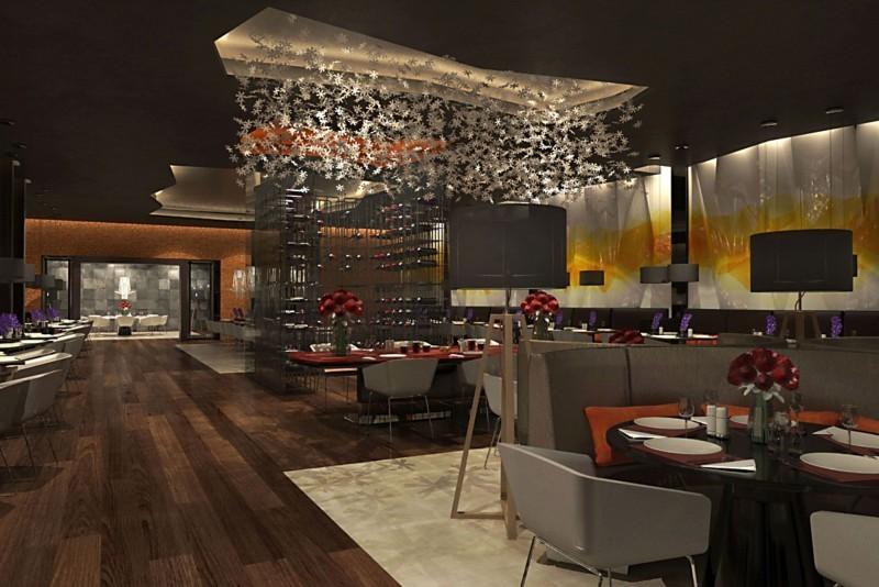 Paradisus Los Cayos Hotel Latin Fusion Restaurant