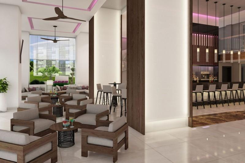 Paradisus Los Cayos Hotel Lobby Bar