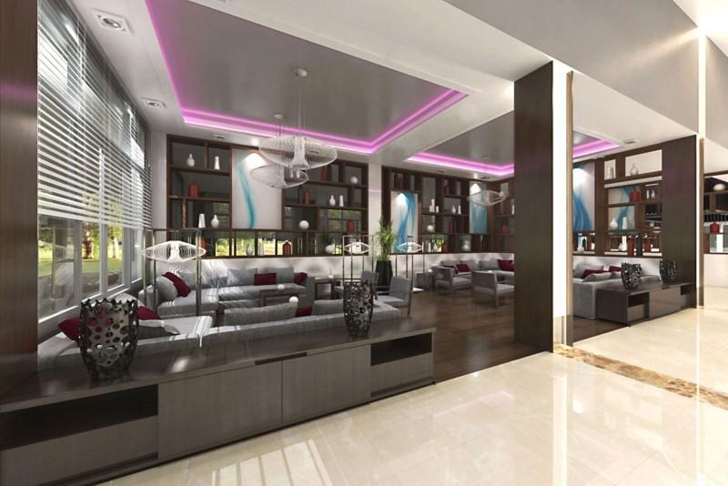 Paradisus Los Cayos Hotel Lobby
