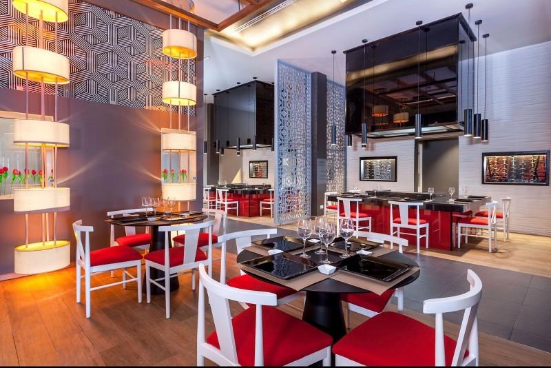 Paradisus Los Cayos Hotel Oriental and Japanese Restaurant