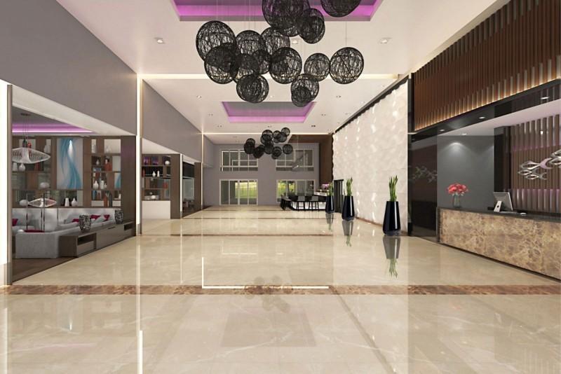 Paradisus Los Cayos Hotel Reception