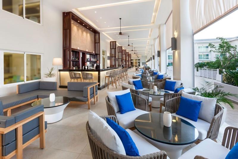 Paradisus Los Cayos Hotel Royal Service Lobby Bar